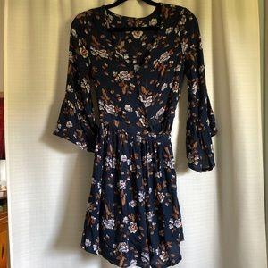 AEO wrap dress